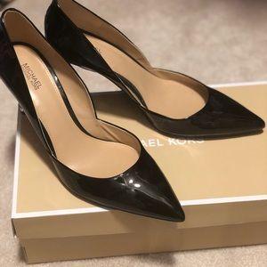 Michael Kors Black Pump Stilettos